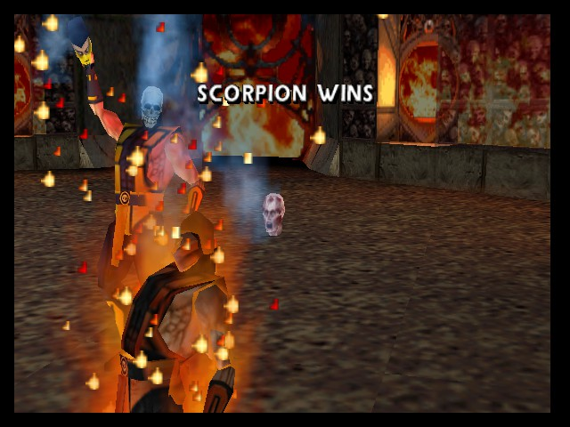 Mortal Kombat 4 - crispy! - User Screenshot